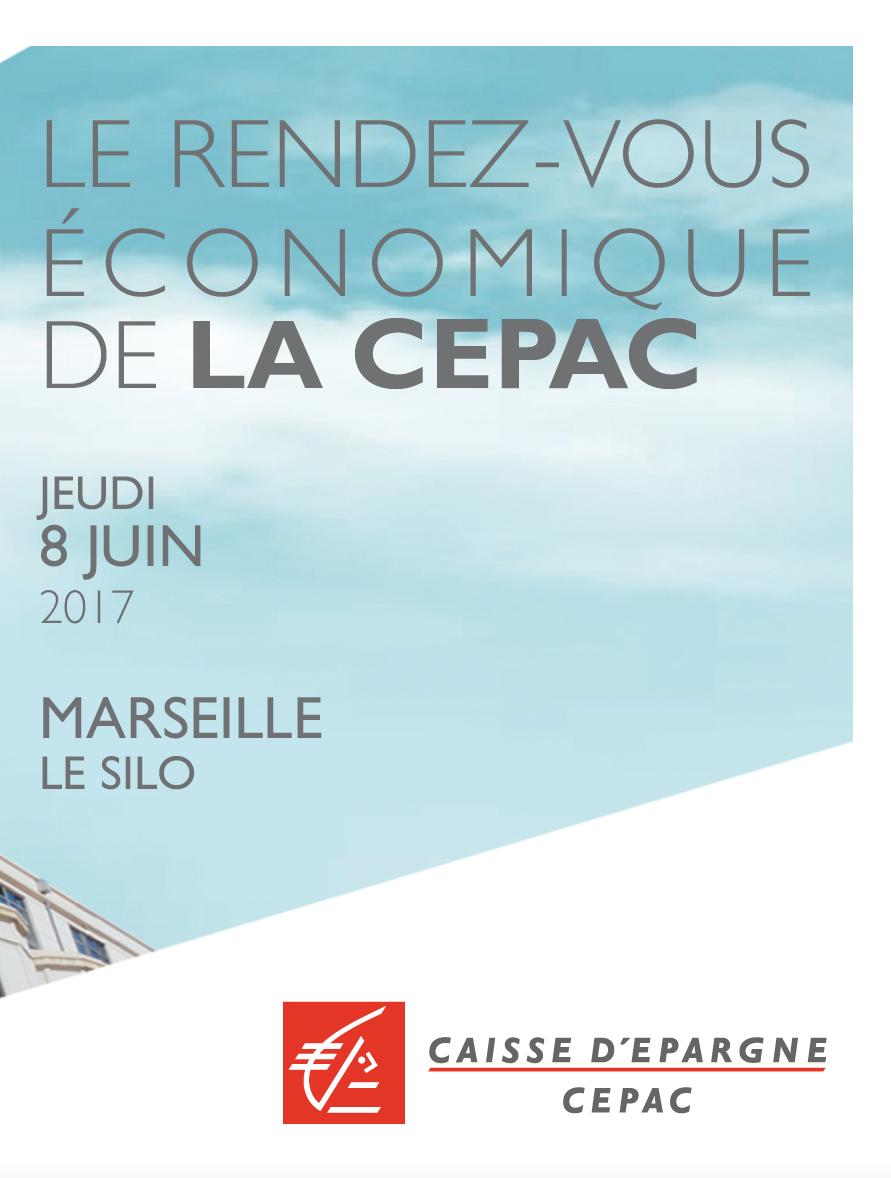 LE RDV ECONOMIQUE DE LA CEPAC 2017