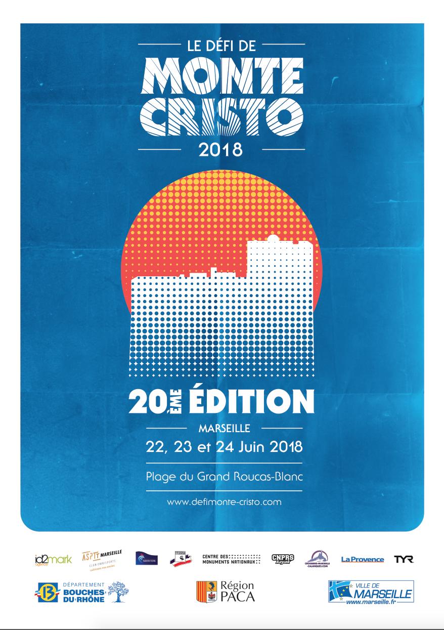 LE DÉFI DE MONTE CRISTO 2018 - 20ème ÉDITION
