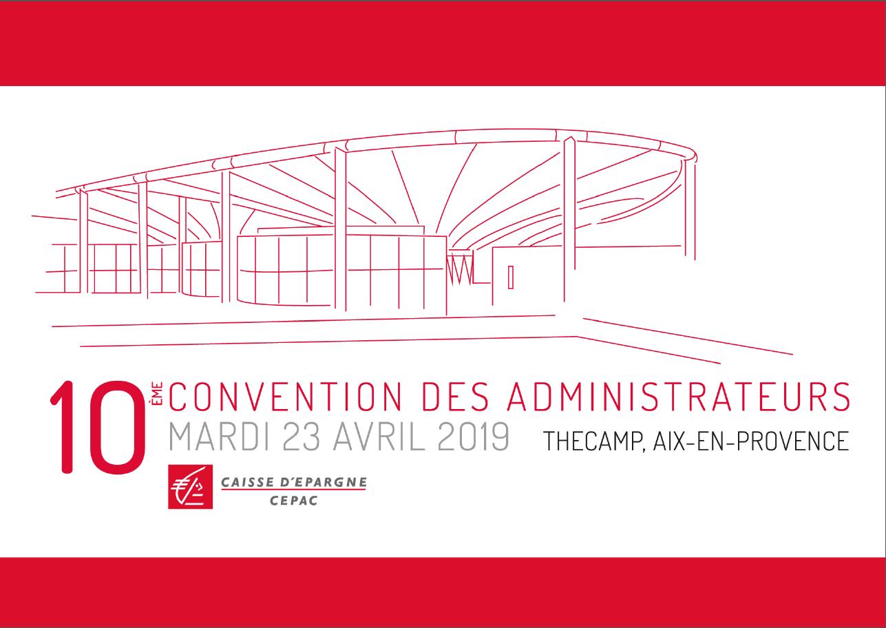 CEPAC - 10e CONVENTION DES ADMINISTRATEURS