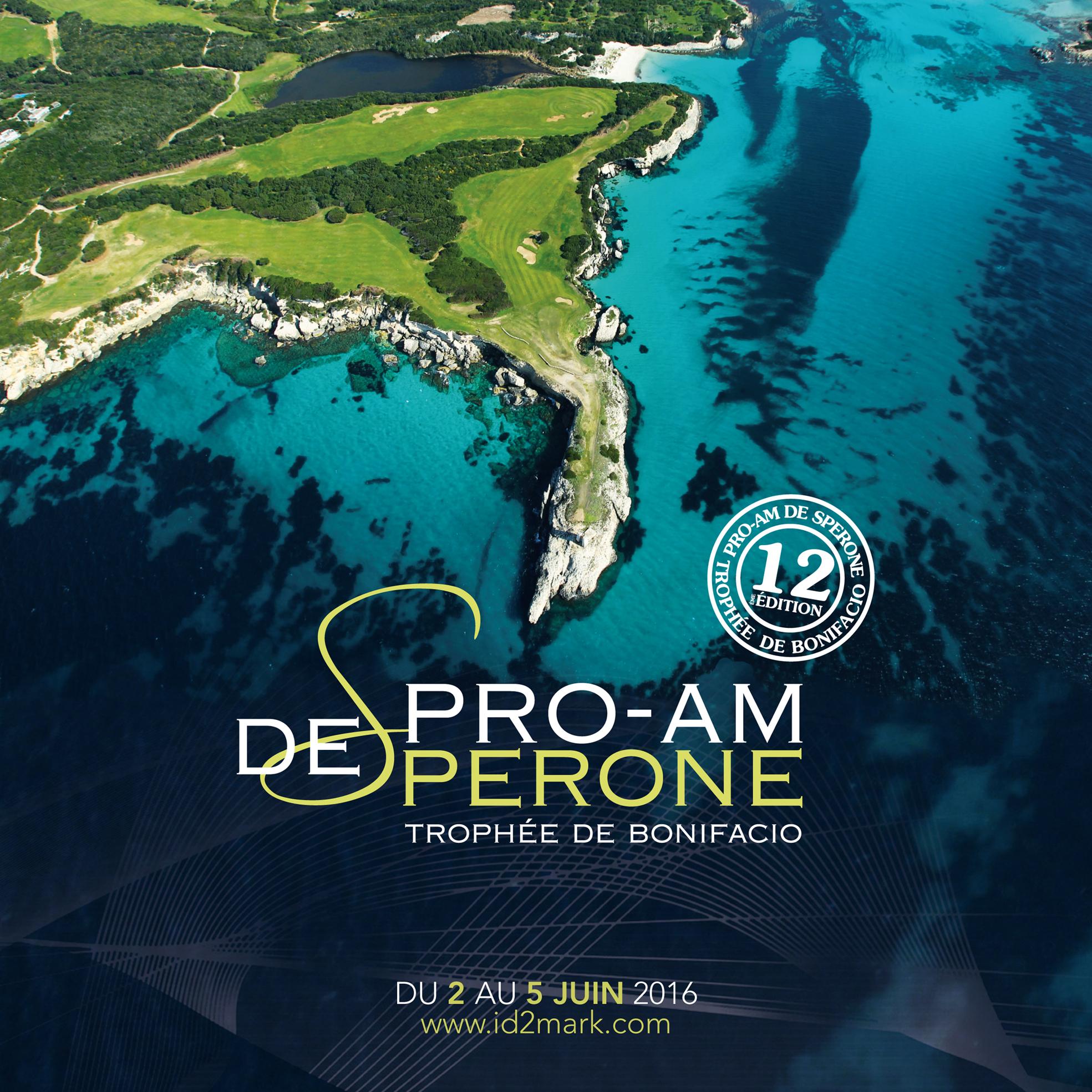 PRO-AM DE SPERONE - TROPHÉE DE BONIFACIO